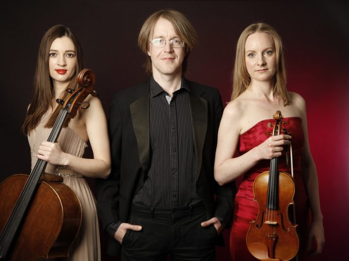 Rautio Piano Trio with Robin Ashwell, viola, Stour Valley