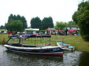 Walk 'n' Water – Sudbury to Henny – River Stour Festival